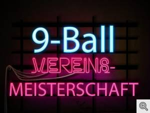 9-Ball Vereinsmeisterschaft 2016